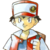 PKMN Icon Trainer Red - RBY