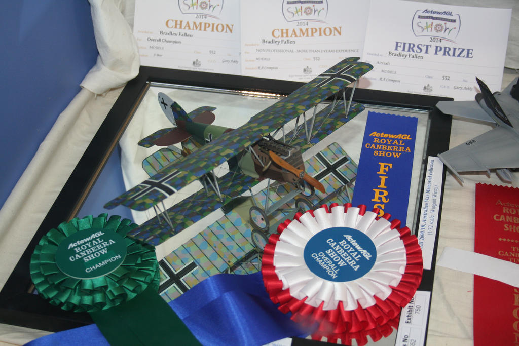 Royal Canberra Show Grand Champion by westracing71