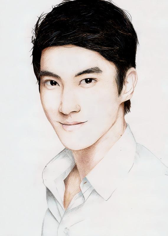 Choi Siwon fanart by lerapark on DeviantArt