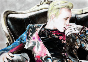 G-Dragon That XX fanart by lera-park