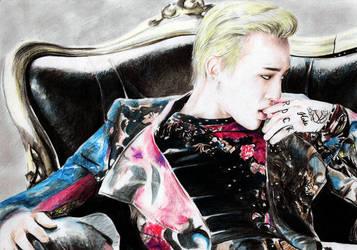 G-Dragon That XX fanart by lera-park