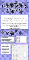 Manga Studio Tutorial by Fiona-Maria