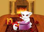 Secret Santa: Kitten
