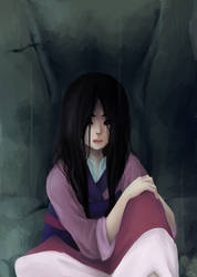 Mulan's Decision by Fiona-Maria