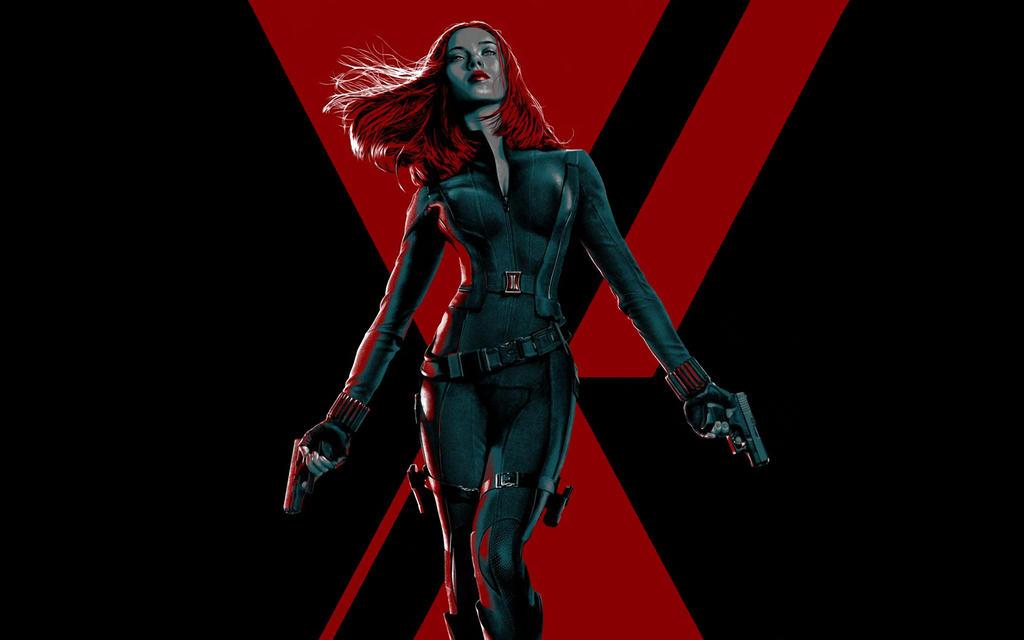 ImageSpace - Black Widow Winter Soldier Wallpaper | gmispace com