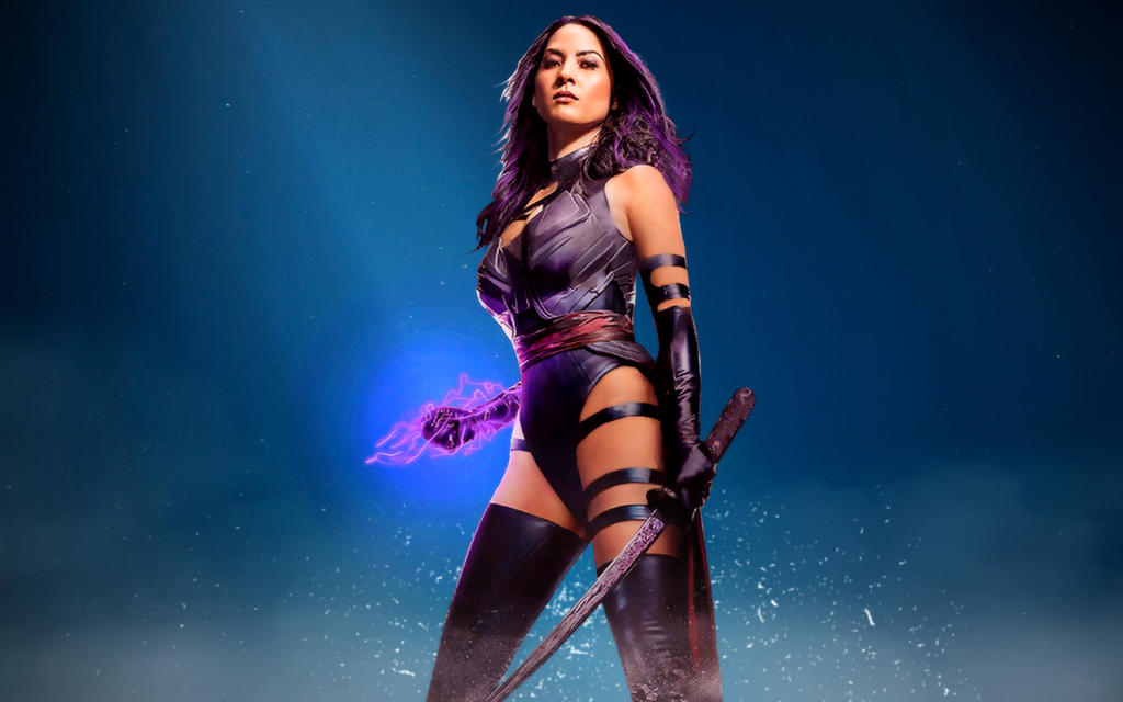 Psylocke By SmutBroker On DeviantArt