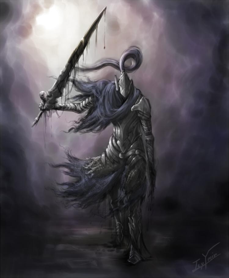 Artorias the Abysswalker by IcyYmir
