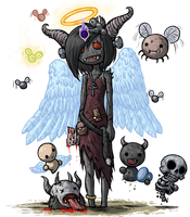 The Binding of Isaac - Eve