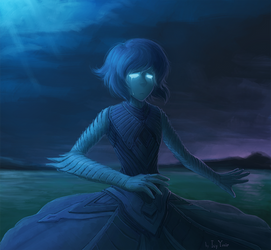 Lapis the Water Witch