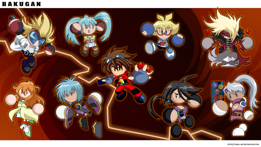 Bakugan Wallpaper By Cabal Art Deviantart – Wonderful Image