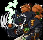 Doomwheel warlord : Ikit Claw
