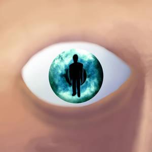 Self Portrait - Eye