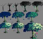 Tutorial How  I make the tree