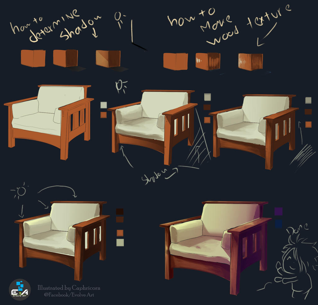 How i Make a Furniture by Caphricorn
