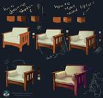 How i Make a Furniture by Closz