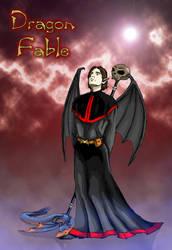DragonFable Mage by Murtibat