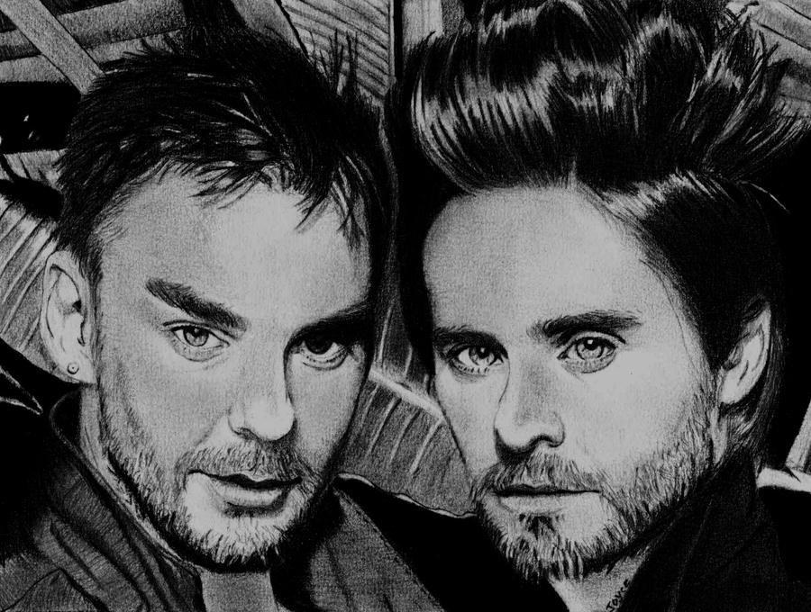 Leto Brothers by UnearthedSoul
