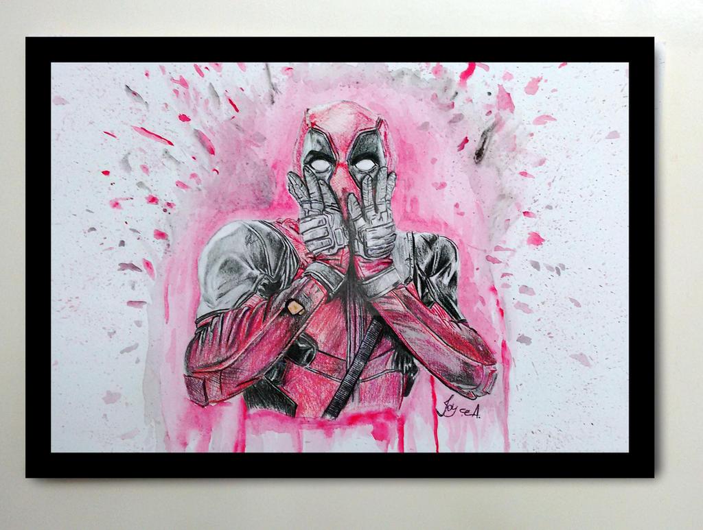Deadpool by UnearthedSoul
