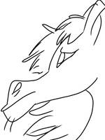 SKETCH A HORSE by tragickiller