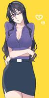 FA54 - Ashigara Sensei