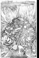 Aquaman cover 4 by IvanReisDC
