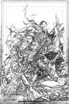 Justice League Issue 16 by IvanReisDC