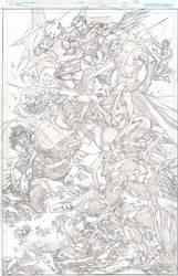 Justice League #23 pg 01