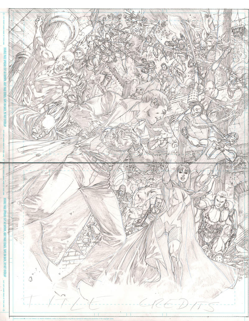 Justice League #23 pg 06/07