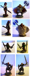 Reaper Minis by nubecybot