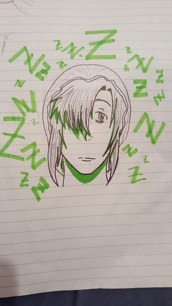 Feeling Sleepy By Elfenlied1 On DeviantArt