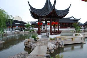 Stock-Chinese Gardens 5