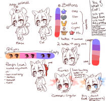 Parfumimi ref sheet by BabyPippo