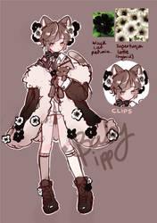 [OTA] Mr Kitty Wallflora (CS) [CLOSED] by BabyPippo