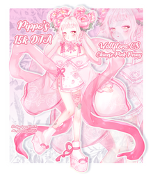 [DTA] Wallflora CS- Chinese Pink Peony [OPEN] by BabyPippo