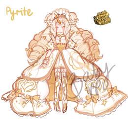 [WIP] Pyrite Kittycorn