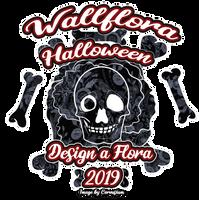 [EVENT] Halloween Design a Flora 2019