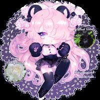 [Wallflora] Black Bear