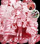 [SP] Bleeding Tooth Fungi x White Baneberry [OPEN]