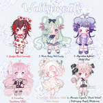 [SP] February Wallsprouts 2020 [CLOSED]