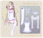 [Extra] Panty Nipper 19 Outfit Breakdown