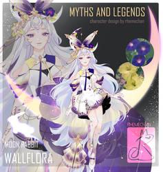 [OTA] D4 Wallflora GA: Myths Legends [CLOSED]