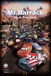 Mr. Barrack_The President by yasiddesign
