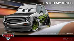 VW golfmk1_WOC pixar