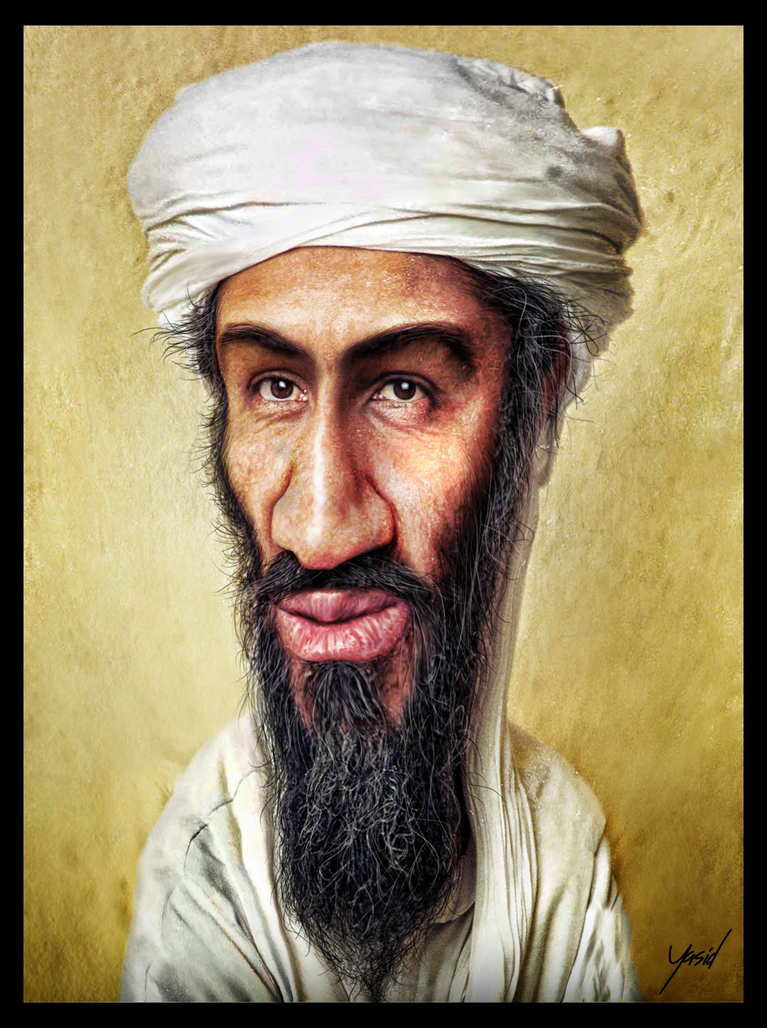 Osama bin Laden Osama bin Laden founder of the militant Islamist organization alQaeda and mastermind of numerous terrorist attacks against the United