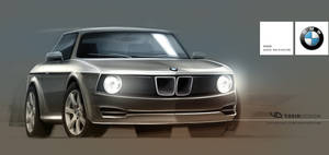 BMW 2002 revision