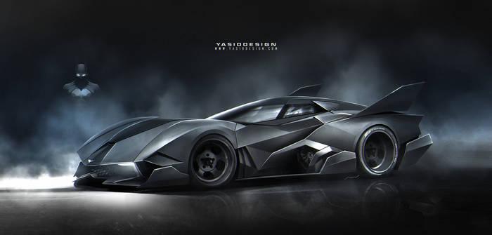 Batmobile+Egoistalines