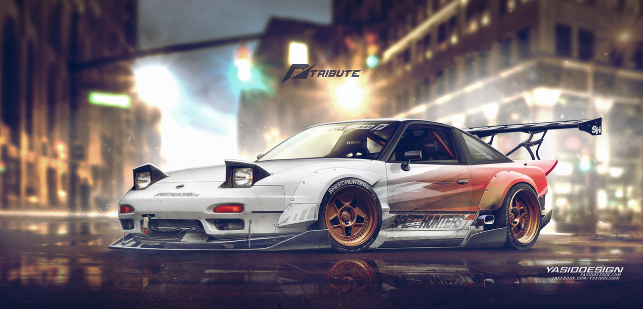 Eg6 wallpaper civic eg6 wallpapers - Nissan 240sx Nfs Tribute Speedhunters By Yasiddesign On