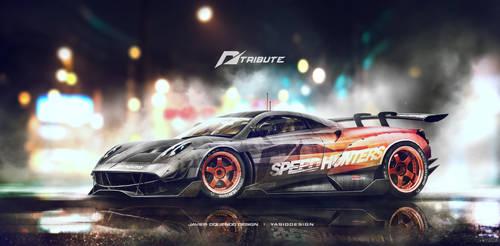 Speedhunters   Huayra Need for speed 2