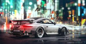 Speedhunters Porsche 911 NFS Tribute 1