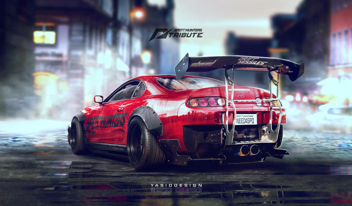 ¿Tuning Need for Speed? Speedhunters_toyota_supra___need_for_speed_tribute_by_yasiddesign-d8yex7b